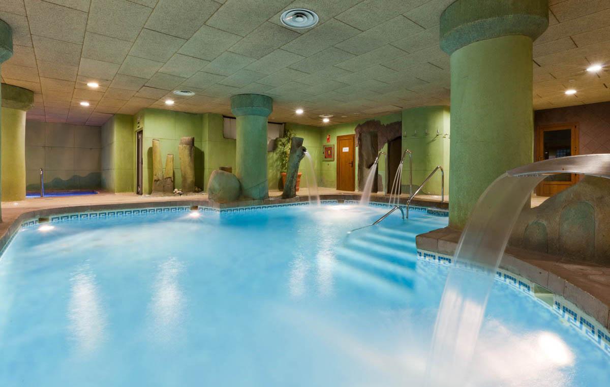 Reserva Spa Hotel Senator Gran Via  Madrid